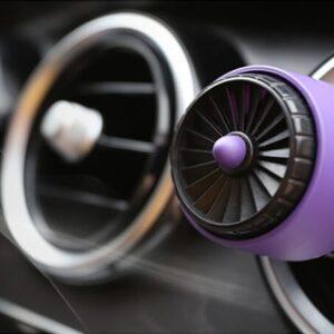 מפיץ ריח מאוורר לרכב